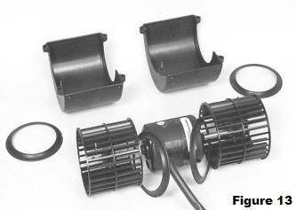 Bobcat 174 Heater Blower Motor Removal Amp Installation